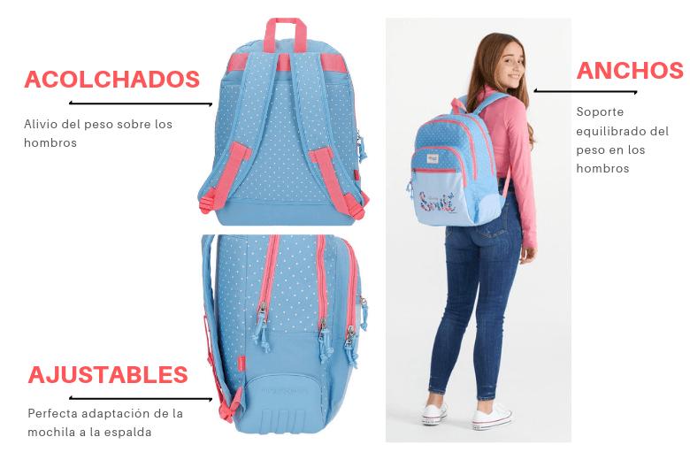 mochilas para niña