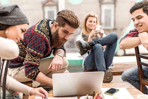 cómo la generación millennial ha cambiado la forma de viajar
