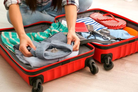 como saber el peso de la maleta de mano