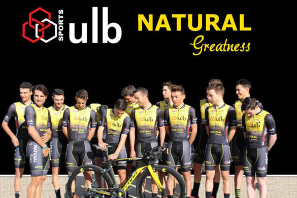 Equipo ciclista ULB Sports - Natural Greatness