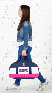 Bolsa de viaje BHPC Tricolor Girl
